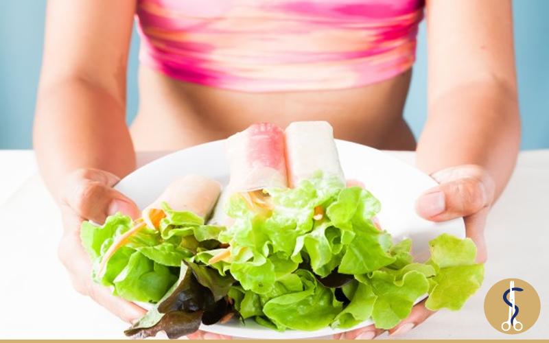 Alimentação interfere na flora intestinal e isso tem a ver com o peso da pessoa